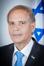Botschafter Yakov Hadas-Handelsman (Foto: Boaz Arad/Botschaft)