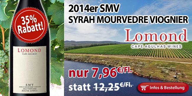 2014er Lomond SMV nur 7,96 statt 12,25€ - 35% Rabatt