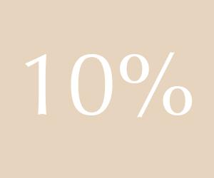 10 Prozent