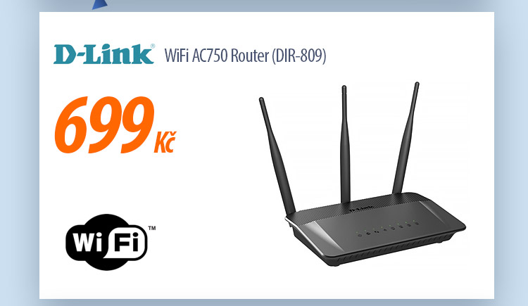D-LINK WiFi AC750 Router