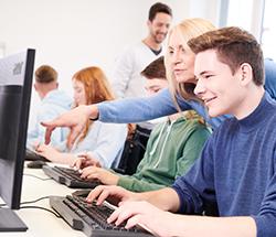 Digitale Schülerprüfung