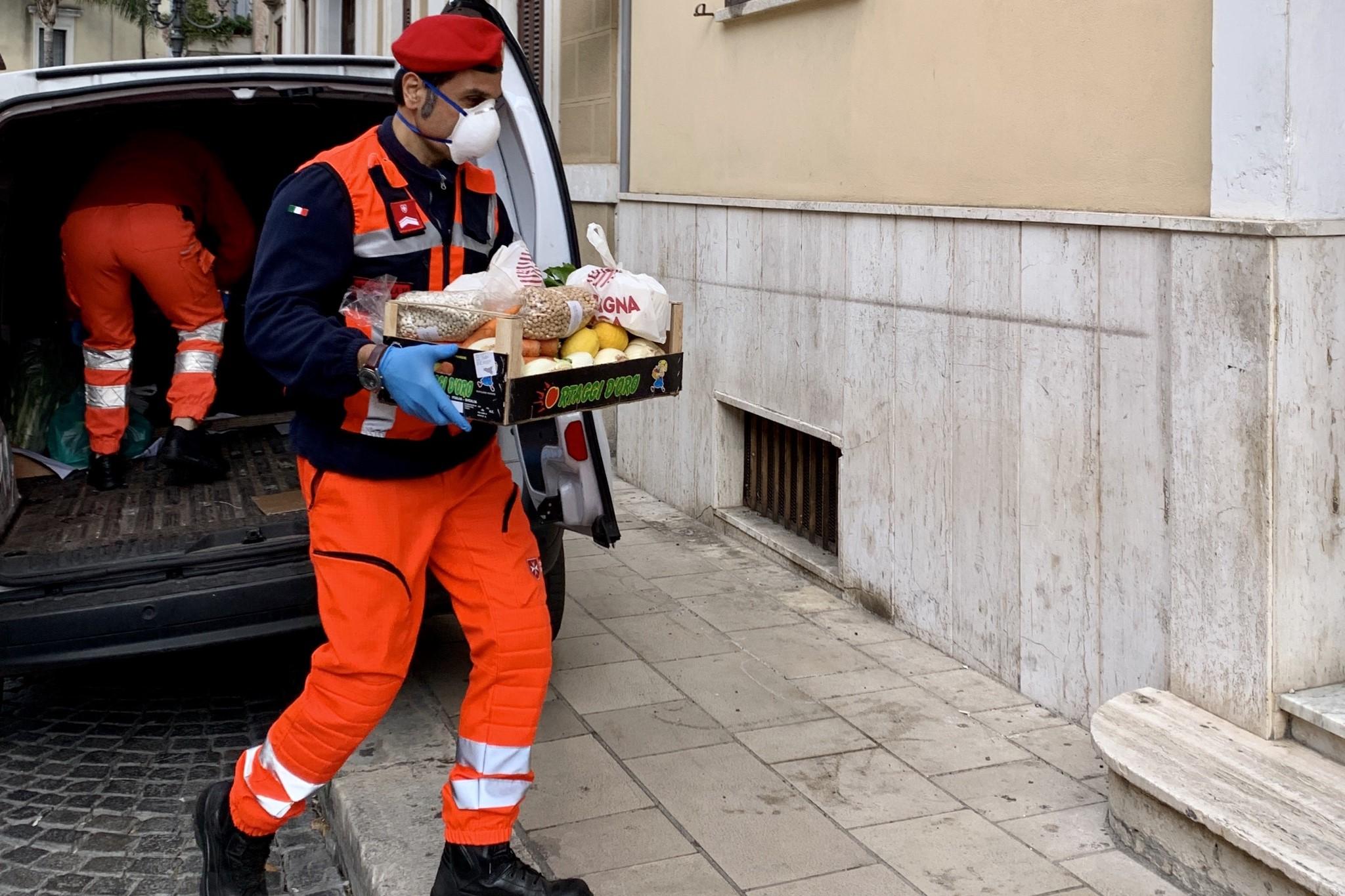 Italy Corona Pandemic
