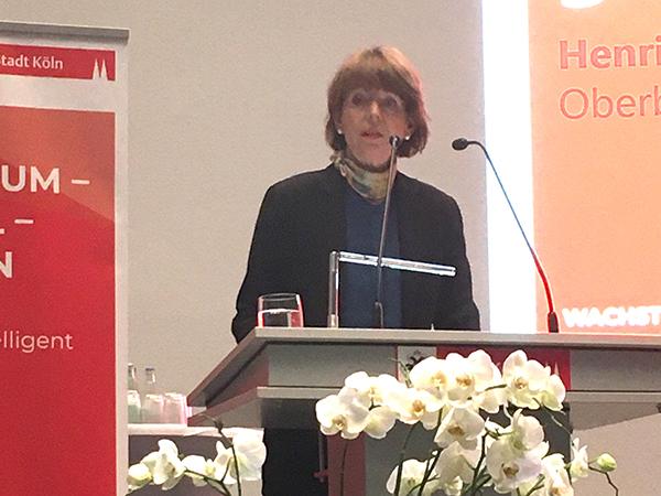 Oberbürgermeisterin Köln (c) IBA_Wien / K. Hofstetter