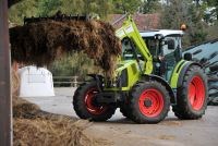 Anlage verwandelt Hühnermist in phosphorhaltigen Dünger und Substrat für die Biogasanlagen