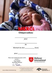 Cadeau naissances Tanzanie