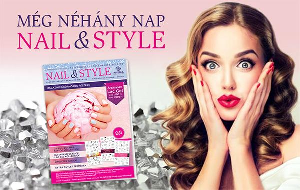 Még néhány nap Nail & Style!