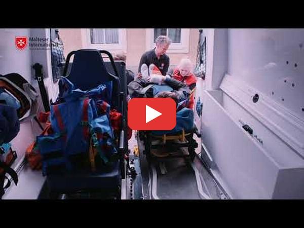 Malteser International's Emergency Medical Team Simulation Exercise in Austria