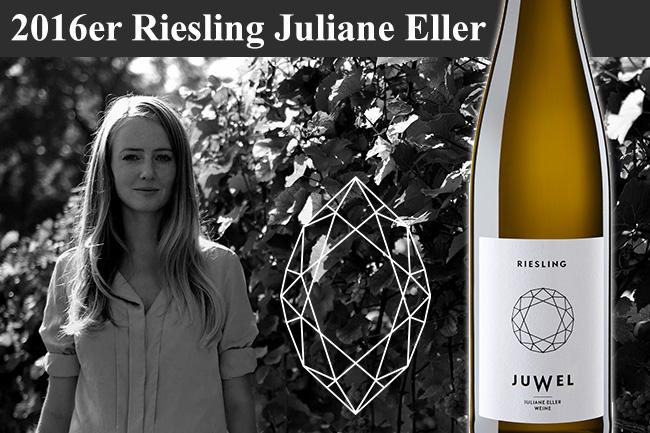 Nachschlag: 2016er Riesling Juliane Eller Rheinhessen