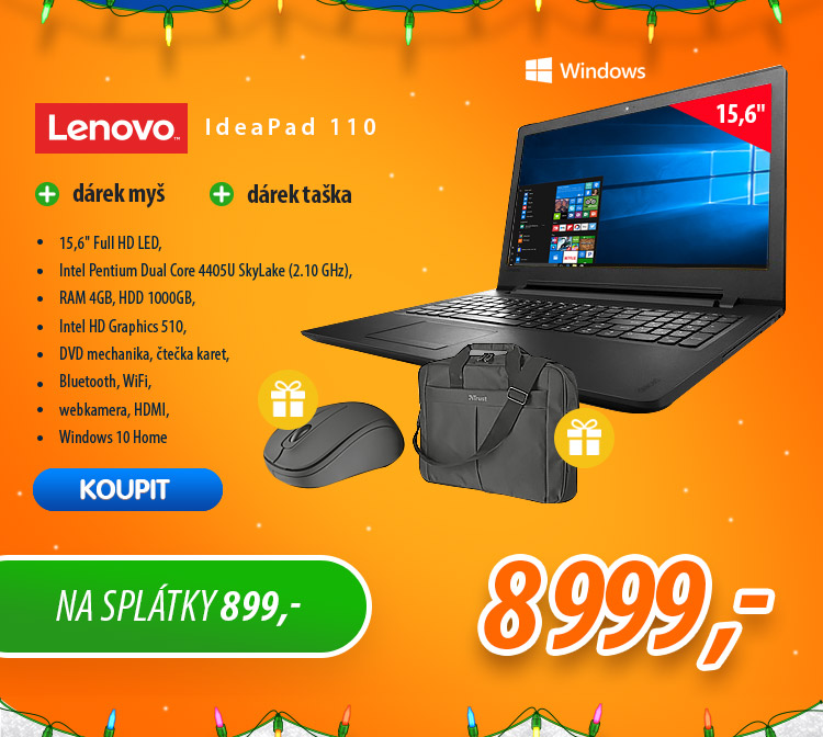 Notebook Lenovo IdeaPad 110