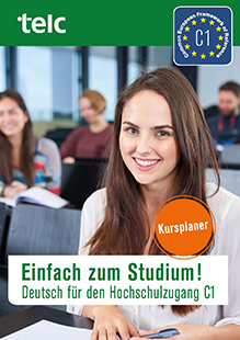Kursplaner telc Deutsch für den Hochschulzugang