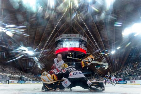 Spengler Cup ice hockey tournament in Davos