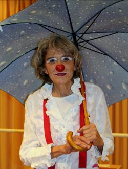 Clownin Ida Paul