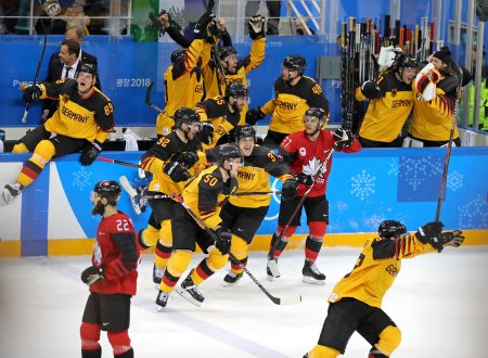 Ice Hockey - PyeongChang 2018 Olympic Games