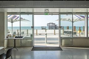 Referenz der vertikale Pier von Brighton