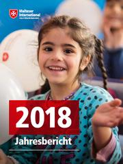 Titelbild Jahresbericht 2018