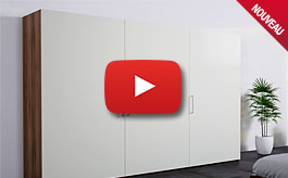 Coulissant Slido Flat 60 FB à montage affleurant, vidéo