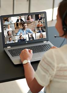 Einladung Kommunikation neue Online-Welt