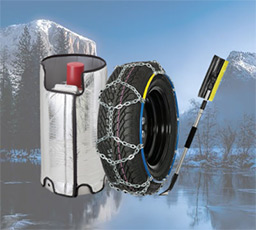 Wintercamping Ausrüstung
