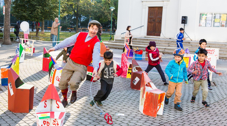 Educult Aktionstag (c) IBA_Wien/ P. Rautenstrauch
