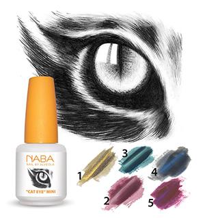 A macskaszem hatású cat eye lac gel