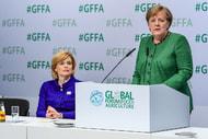 Merkels Landwirtschaftsgipfel soll am 2. Dezember stattfinden