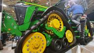 Neue Traktoren auf der Agritechnica 2019 - Die Etablierten