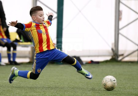 The Spanish soccer academy in Romania training young players to follow their dreams