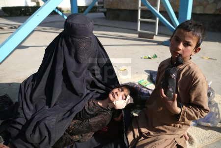 At least 20 Afghan civilians including a dozen children killed in airstrikes in Kunar