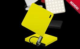 Roxanne Fly - Luminaire LED compact portatif