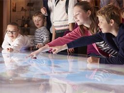 Erlebnis-Museen für Kinder