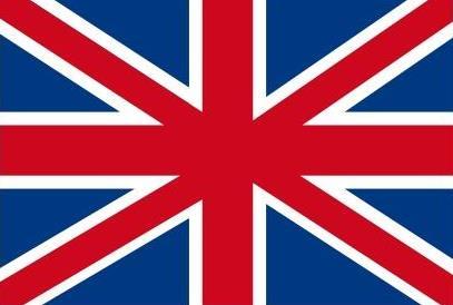 Flagge GB