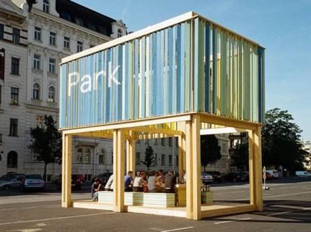 (c) Park macht Platz