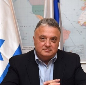 Botschafter Jeremy Issacharoff
