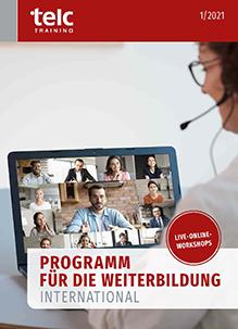 Programm für die Weiterbildung international