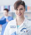 Name tags for healthcare