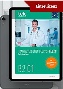 telc Trainingseinheiten Deutsch Medizin B2-C1