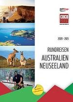 COCO AAT Kings Geführte Rundreisen Katalog 2020-21