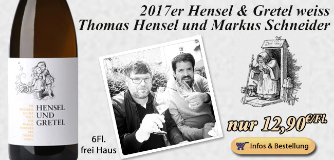 2017er Hensel & Gretel in weiss