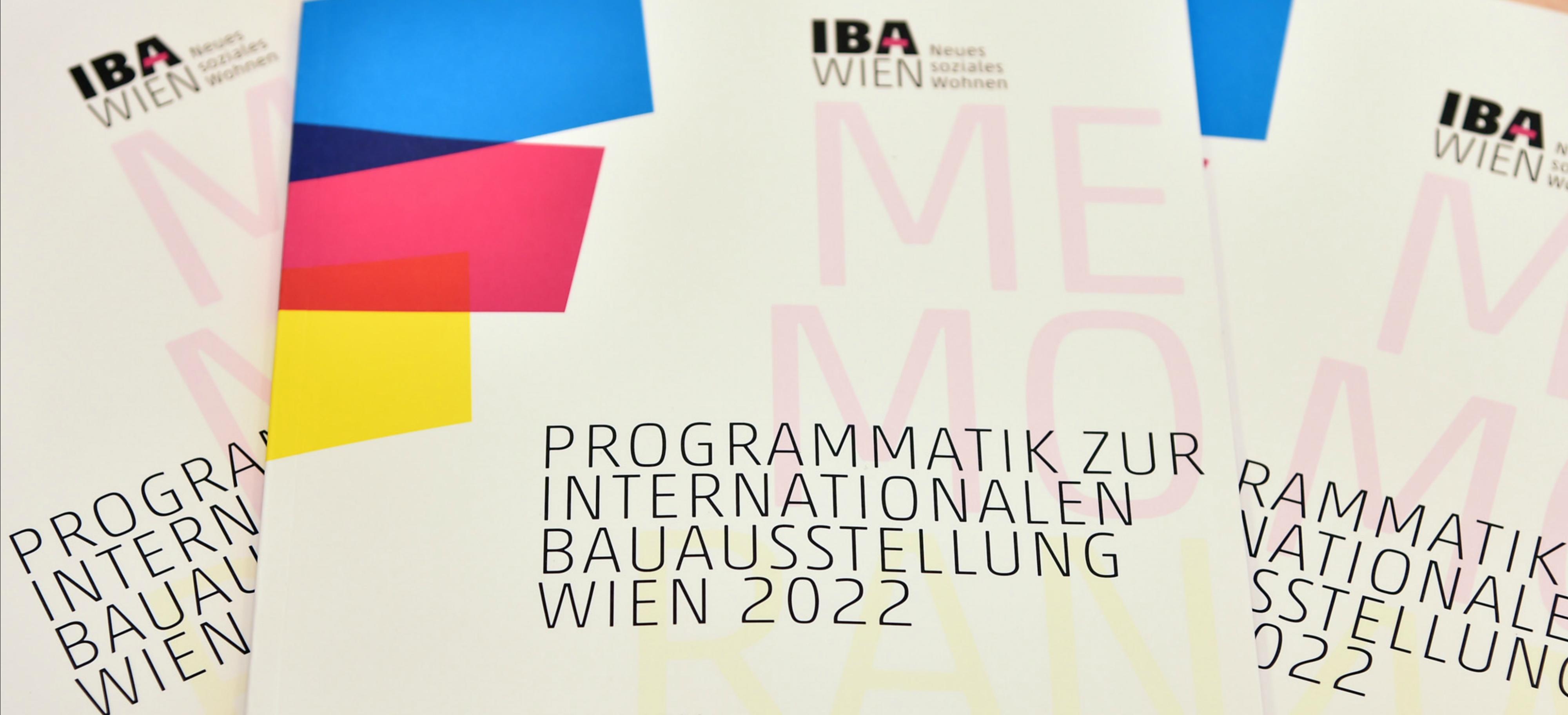 IBA_Wien Programmatik ©PID/ C. Jobst