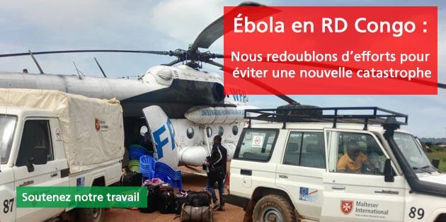 Ebola RD Congo