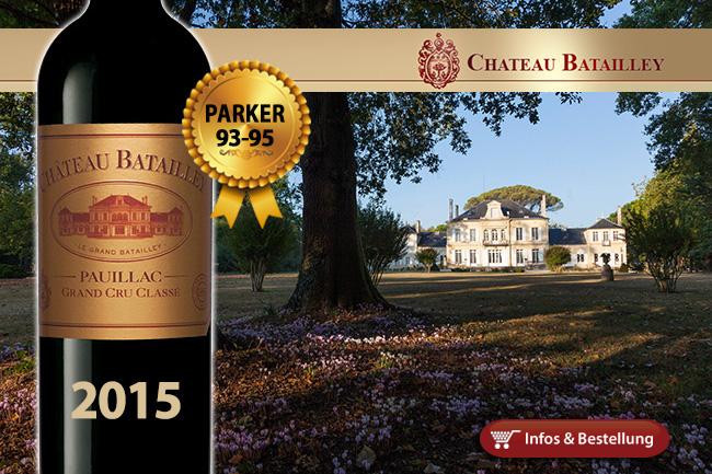 2015er Château Batailley