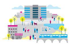 Neue soziale Quartiere